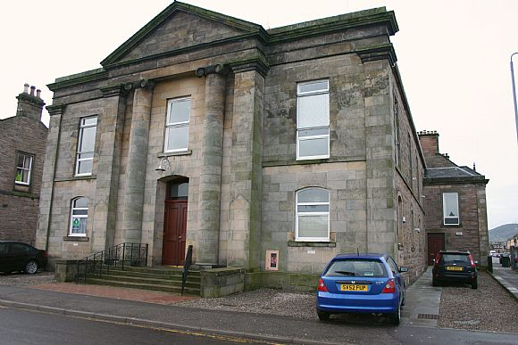 6 Bell Tower, Huntly Street Inverness